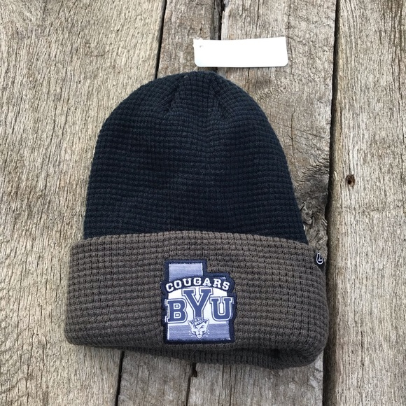 Zephyr Other - Brigham Young University Cougar Waffle Knit Beanie